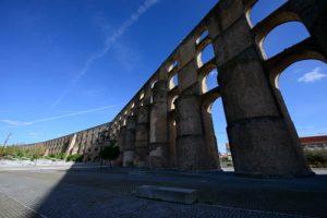 The Aqueduct, Elvas