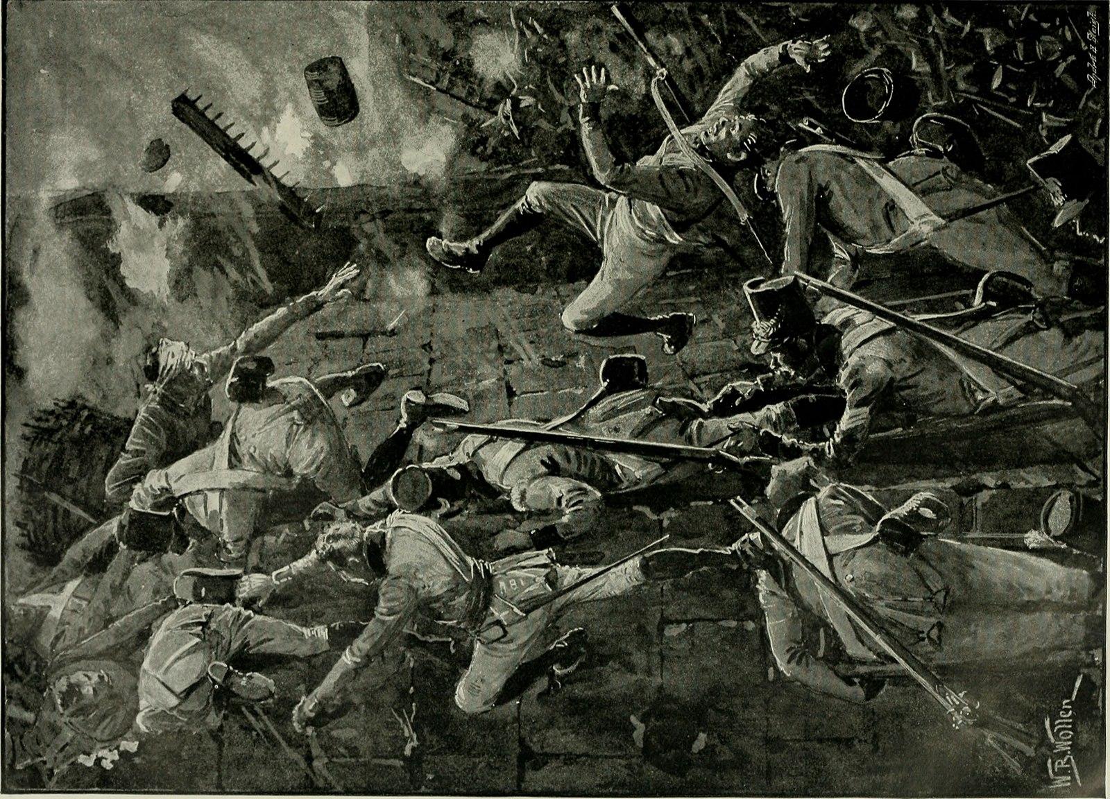 Storming of Badajoz