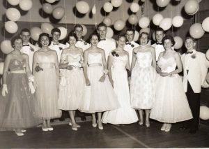 1950s High School Prom