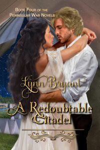 A Redoubtable Citadel (Original Paperback Cover) a historical romance of Wellington's army