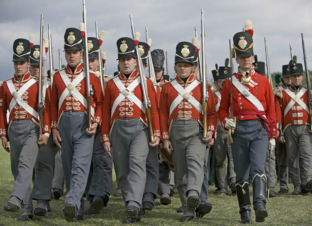 An Irregular Regiment