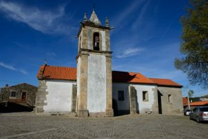 Church in Freineda, Portugal (An Exploring Officer)