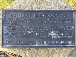 Battle of Ronaldsway