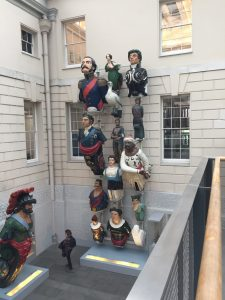 Figureheads, National Maritime Museum